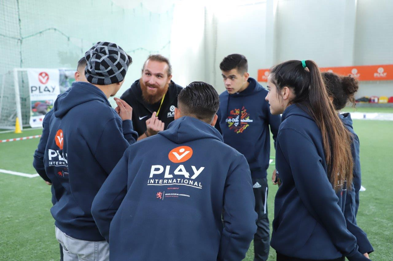 groupe sport4youth sweat play