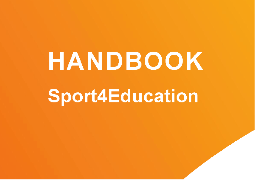 Illu handbook sport4education