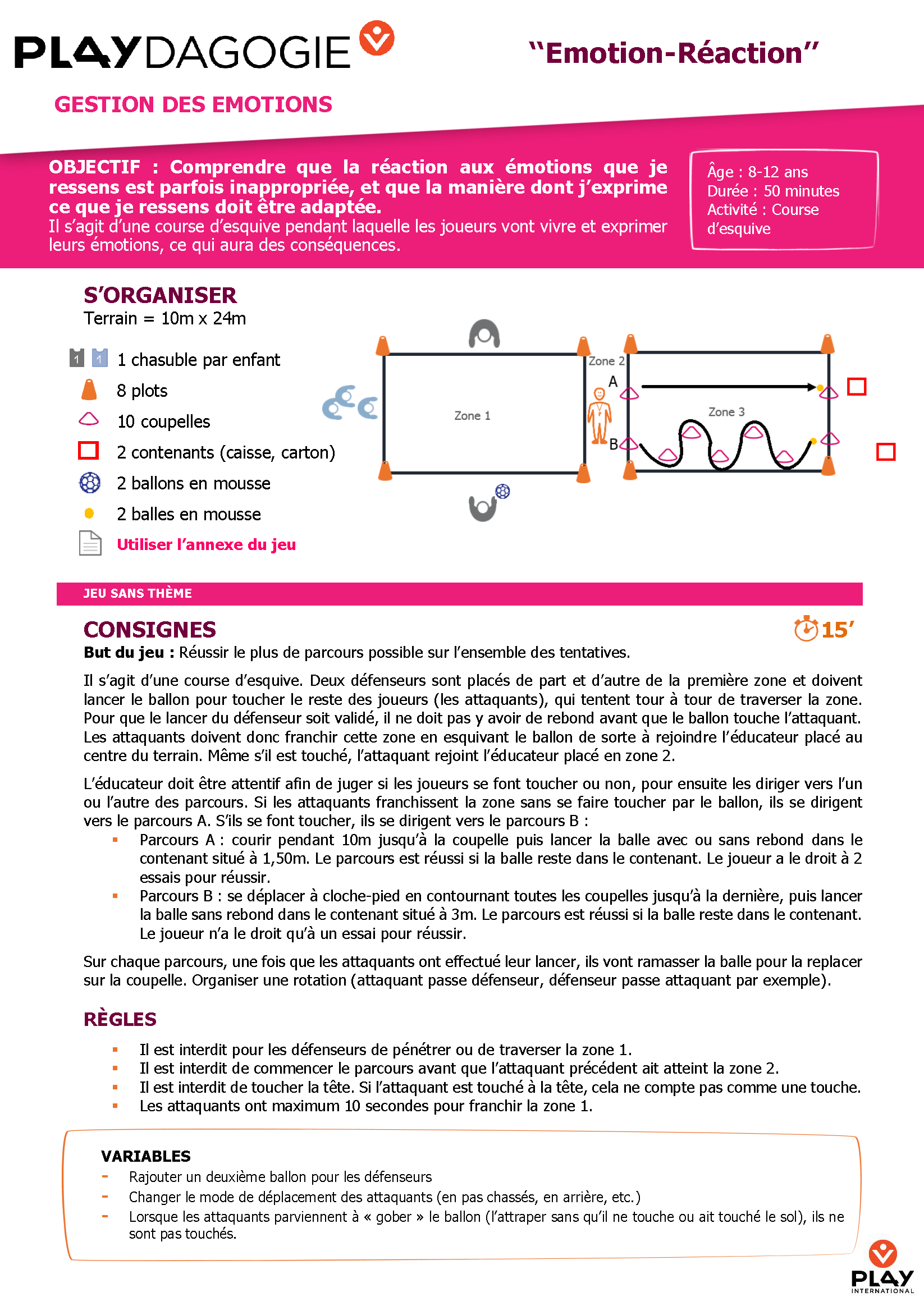 spé-kit gestion des émotions- 4 - emotion reaction
